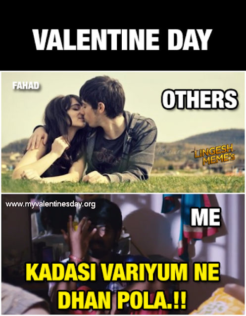 Me On Valentines Day Meme