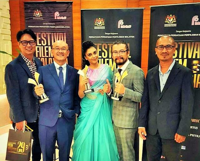 FESTIVAL FILEM MALAYSIA (FFM29) SEKALI LAGI BERUBAH KONSEP