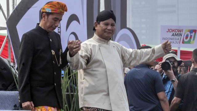 Penuhi Undangan Arab Saudi, Prabowo Ogah Bicara Dukungan Pilpres