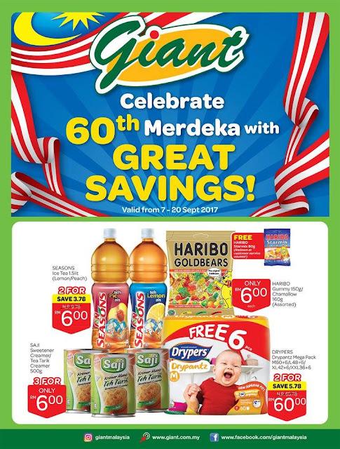 Giant Catalogue Malaysia Great Savings