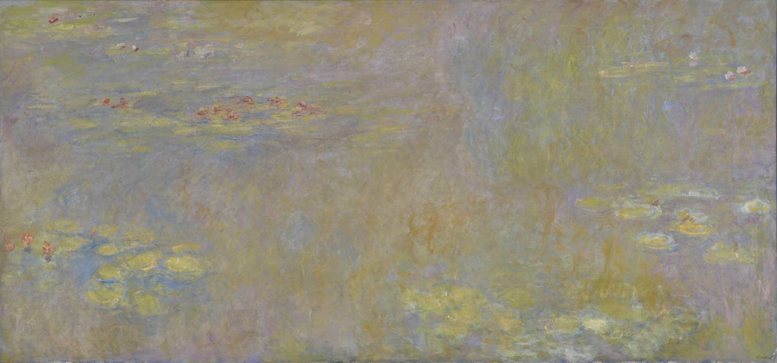 claude monet water lilies essay Student name instructor's name course title may 29, 2015 monet's water lilies and the moma: a reflection as i stood outside new york city's museum of modern art.