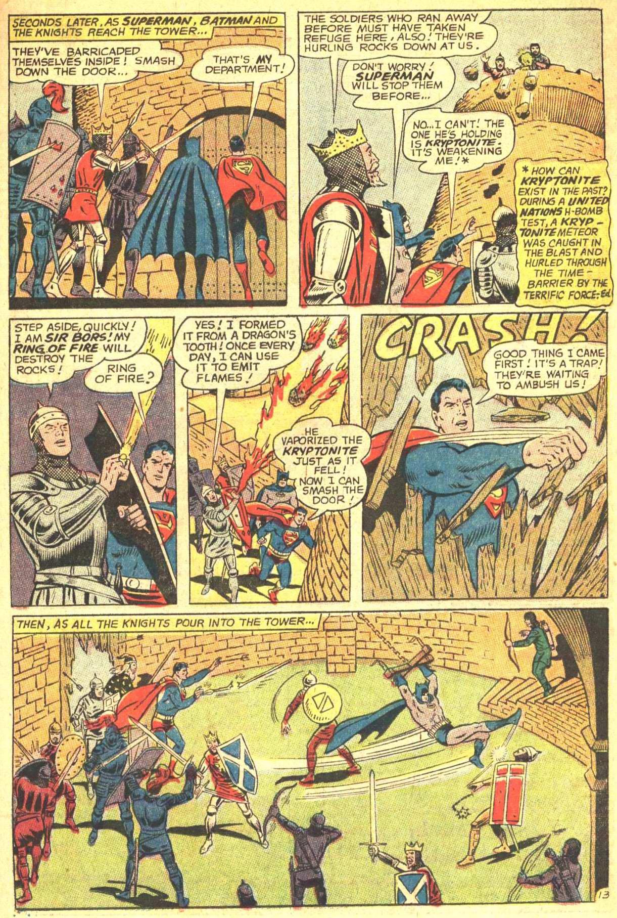 Read online World's Finest Comics comic -  Issue #162 - 19