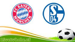 Bayern vs Schalke 04