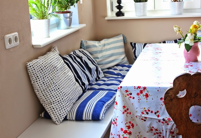 Ikea esszimmer bank  Wir bauen ein Haus: Ikea Hack Tutorial - Essecke | Fashion Kitchen