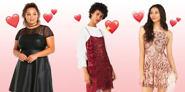 Valentines Day 2018 Outfits