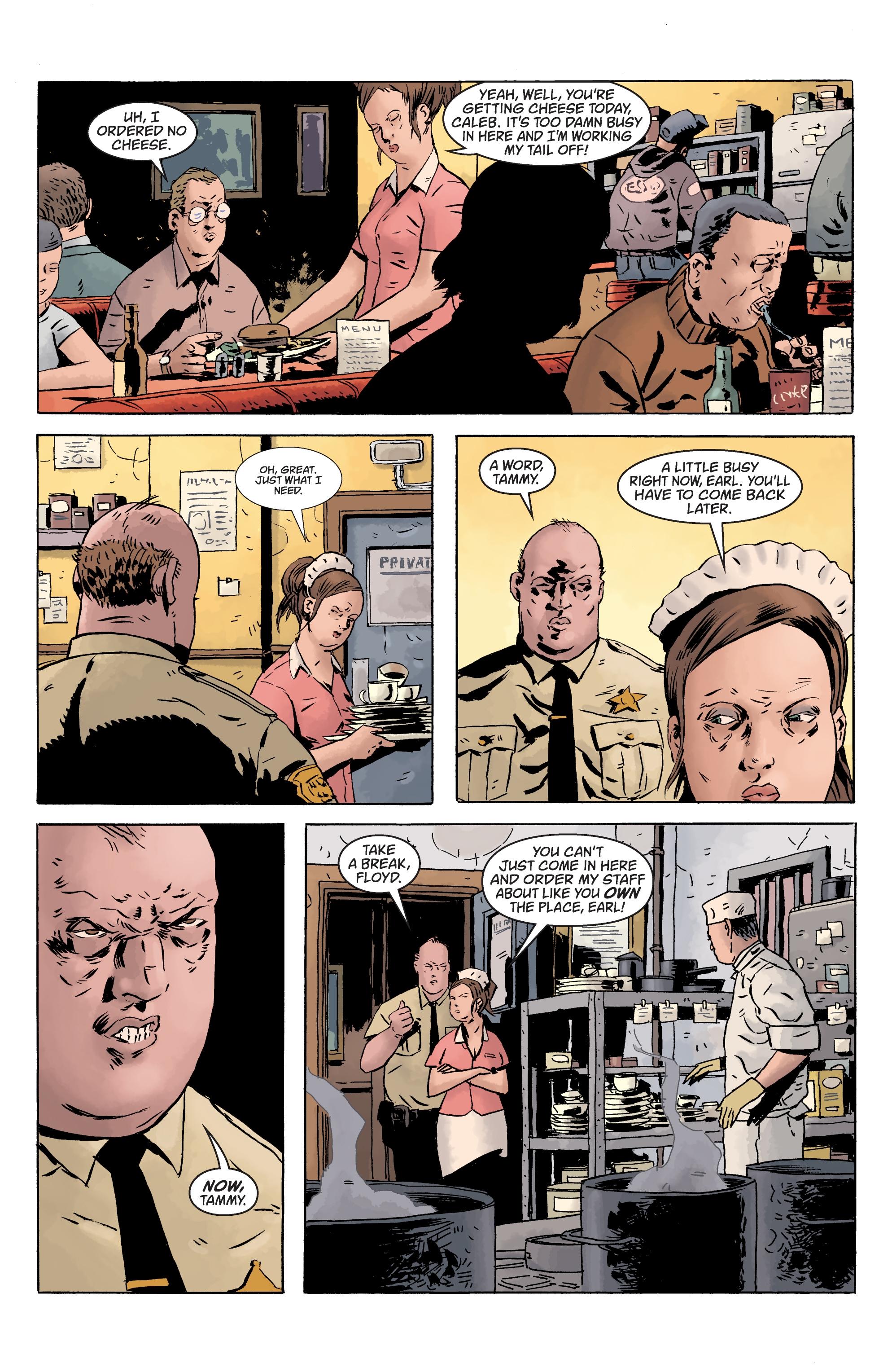 Read online Black Hammer comic -  Issue #10 - 9