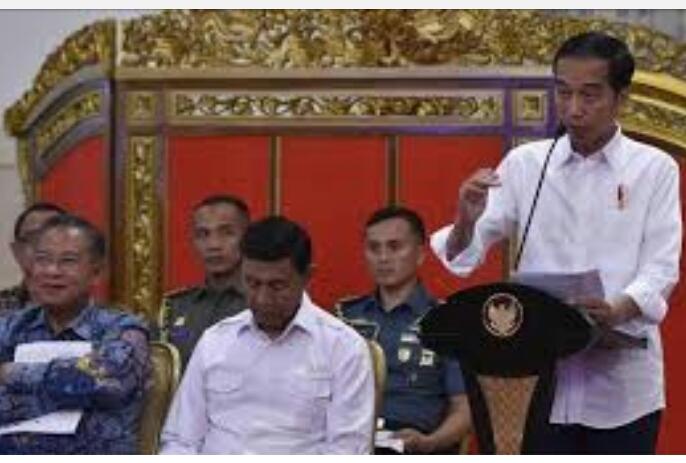 Jokowi: Negara Lain Iri Dengan Pertumbuhan Ekonomi Indonesia, Stop Pesimis