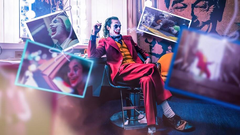 Joker, Joaquin Phoenix, Movie, 4K, #3.2276