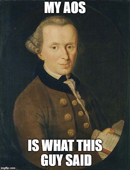 The Perceived Importance of Kant, as Measured by Advertisements for Specialists in His Work