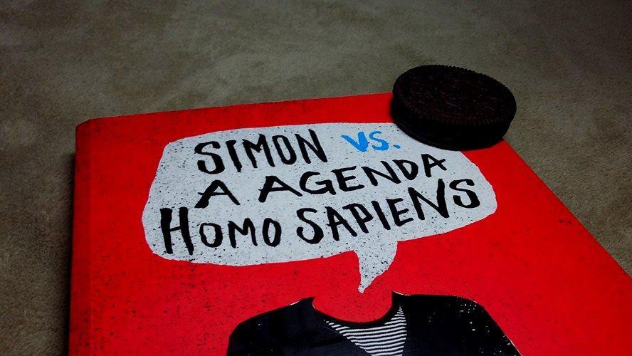 Resultado de imagem para Simon vs A Agenda Homo Sapiens