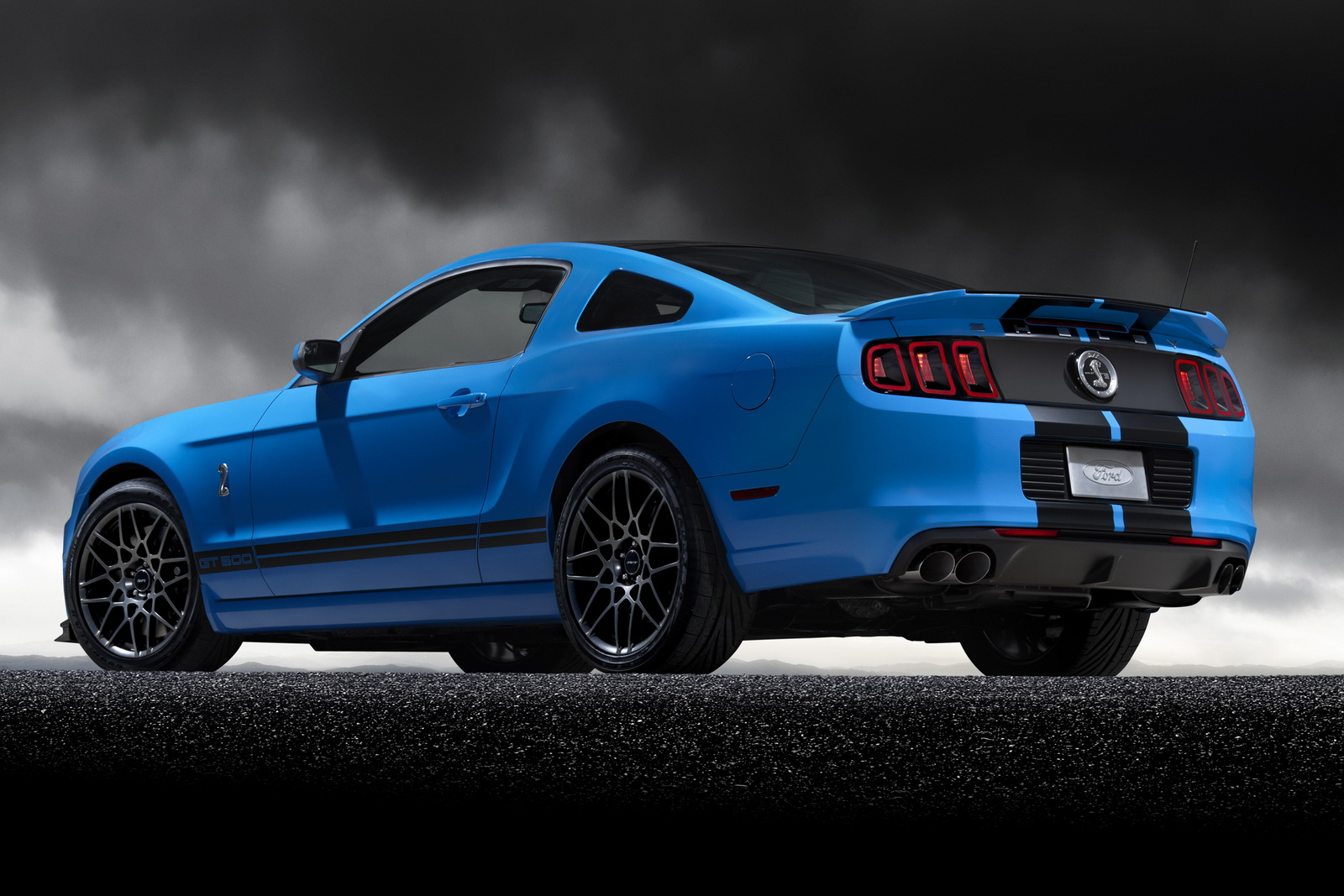 2013 ford mustang shelby gt500 debut at 2011 los angeles auto show. Black Bedroom Furniture Sets. Home Design Ideas