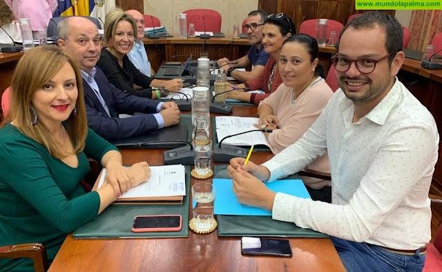 CC en el Cabildo pide que se ayude a las familias con hijos que estudian fuera de la Isla a sufragar los gastos de alojamiento durante los meses de confinamiento