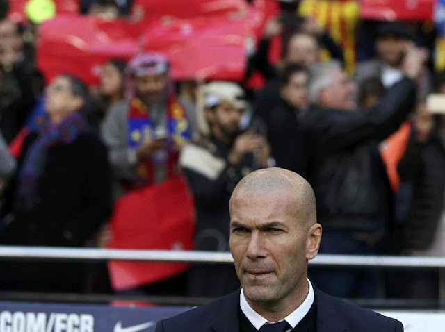 Zidane Takkan Terkejut Andai Tak Jadi Pelatih Terbaik FIFA