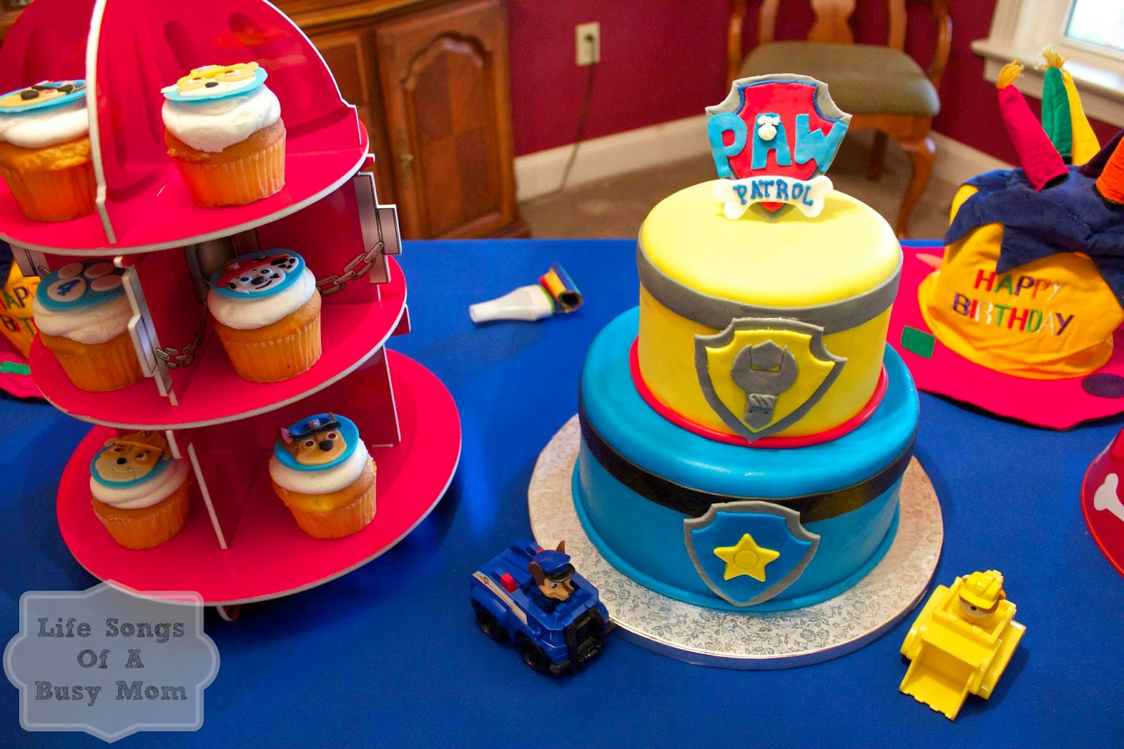 Sam Club Cakes Paw Patrol Birthday
