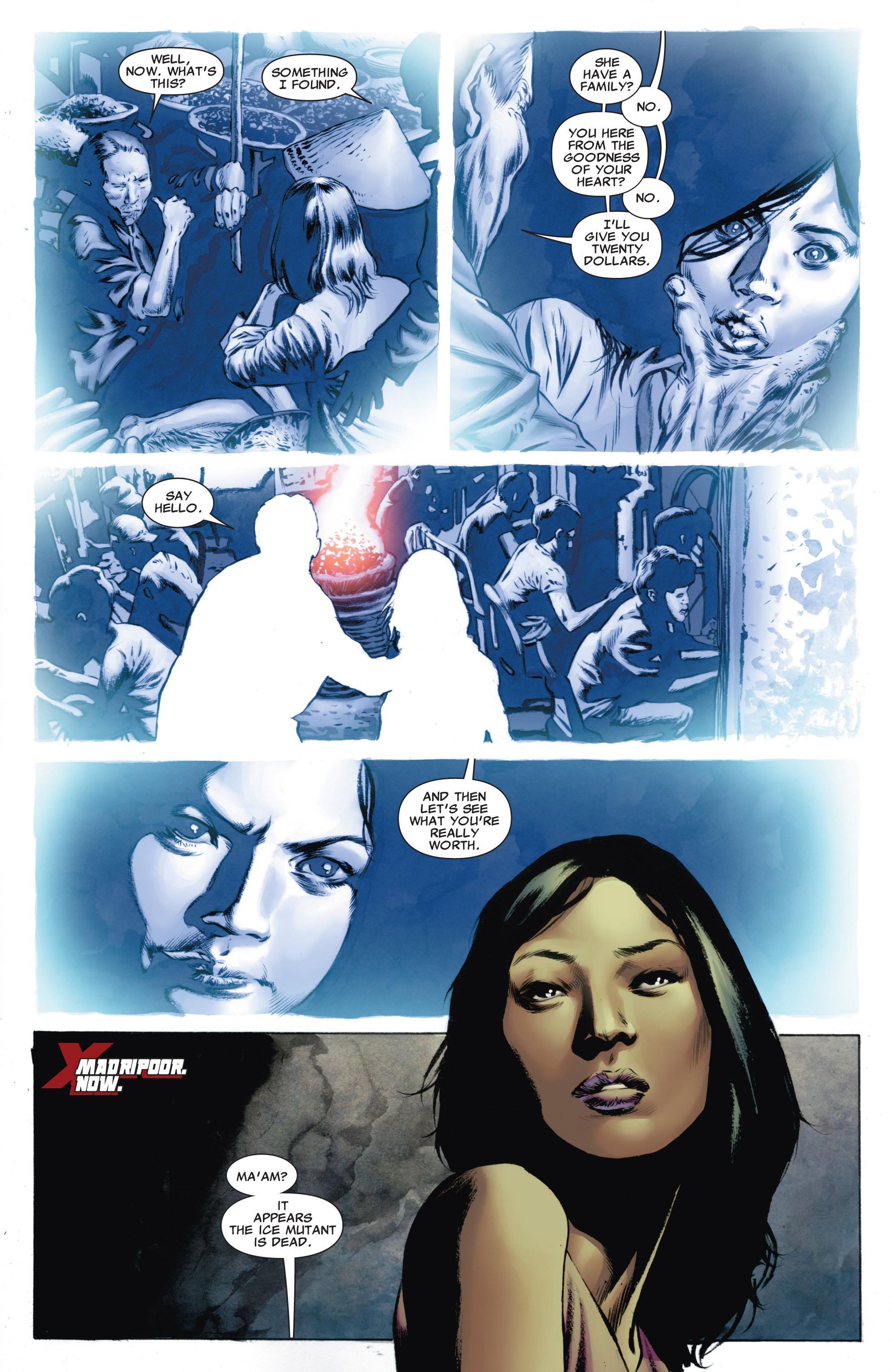Read online Astonishing X-Men (2004) comic -  Issue #55 - 5