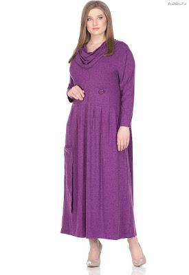 Vestidos largos para mujeres gorditas