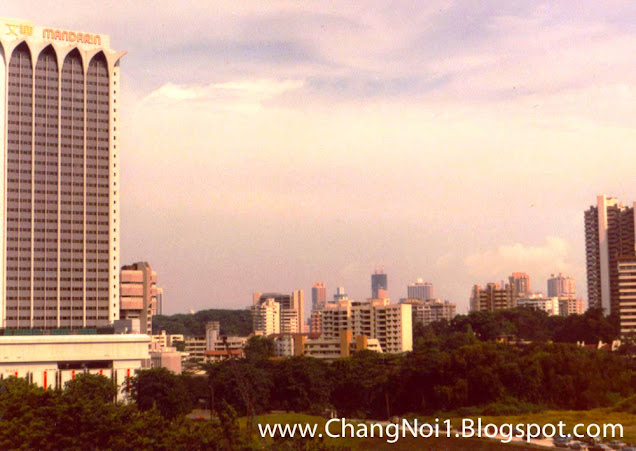 Traveling in Singapore