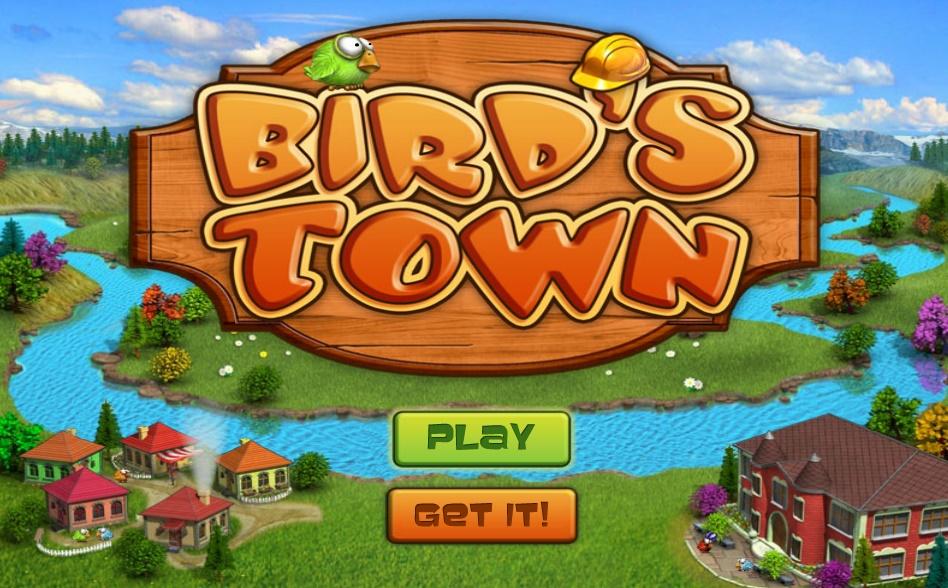 BirdsTown Play Free Online Facebook Game