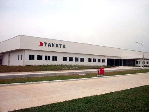 Info Lowongan kerja Cikarang 2018 PT. Takata Automotive Safety Systems Indonesia Bagian Operator Forklift