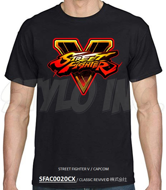 SFAC0020CX STREET FIGHTER V
