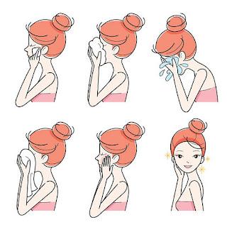 Cara Menghilangkan Jerawat Dengan Pembersih Muka yang benar