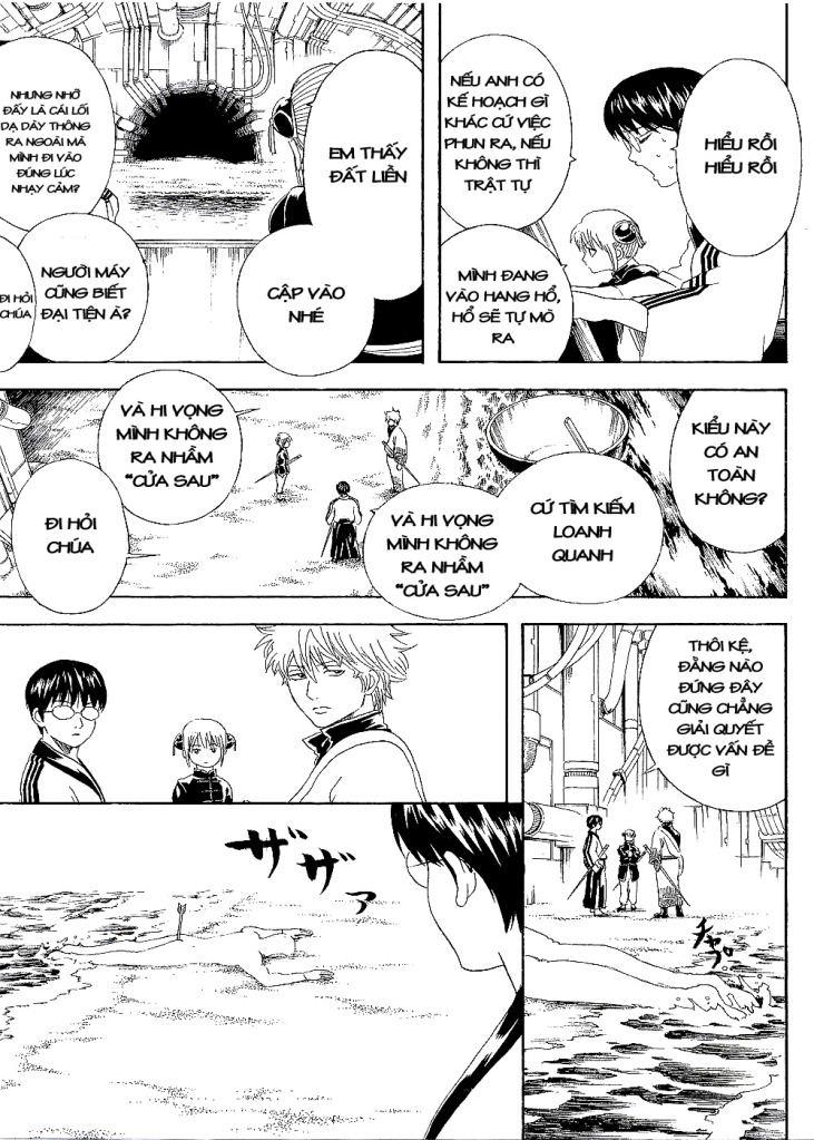 Gintama Chap 247 page 19 - Truyentranhaz.net