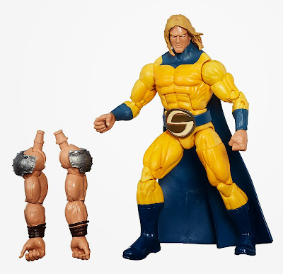 Hasbro - Marvel Legends Avengers Infinite - Sentry figure