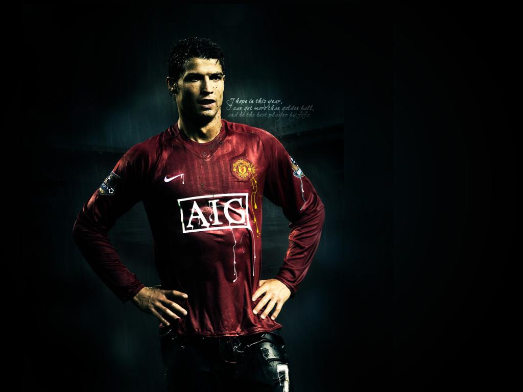 Soccer Wallpaper Ronaldo