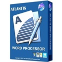 Atlantis Word Processor gratis setup serial