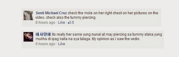 Facebook comments on China Roces