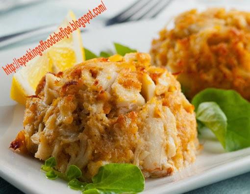 Original Legal Seafood Crab Cakes Recipe