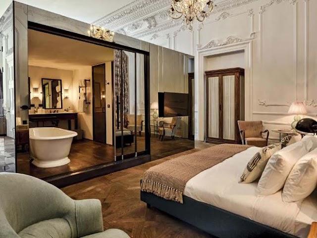 Những khách sạn gợi tình nhất thế giới nên ở một lần trong đời