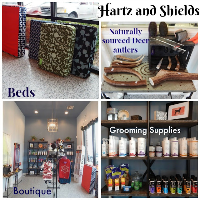 #Hartzandshields #PetBoutique offers #groomingsupplies,#petbeds,#Locallysourcedtreats and much much more.