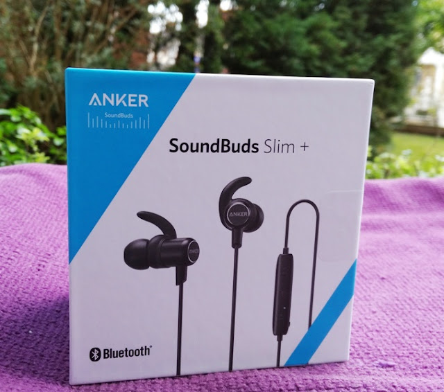 01b891efb8d ... money to get a decent pair of workout headphones that can withstand  even the sweatiest of gym sessions! Take for instance, the SoundBuds Slim+  by Anker.
