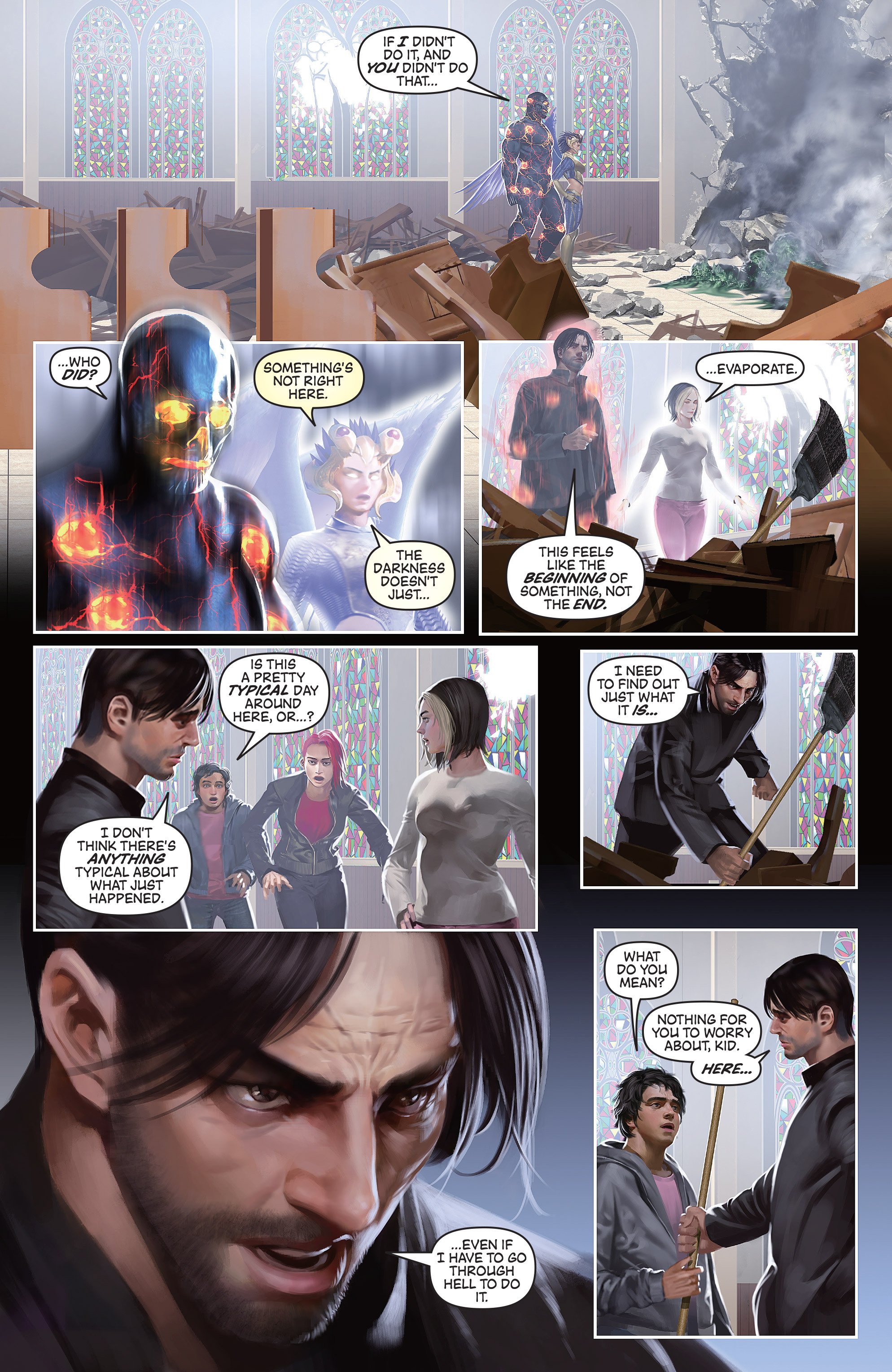 Read online Artifacts comic -  Issue #31 - 20