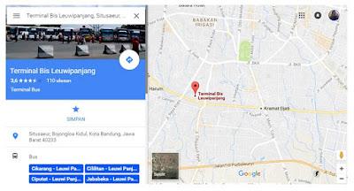 Rute menuju Kawasan wisata Kawah Putih, ciwidey, Bandung