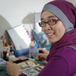 Indri Rusmayanti, Dari Kertas Bekas Jadi Rupiah