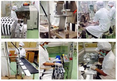 Pabrik Pembuatan Gluta Panacea