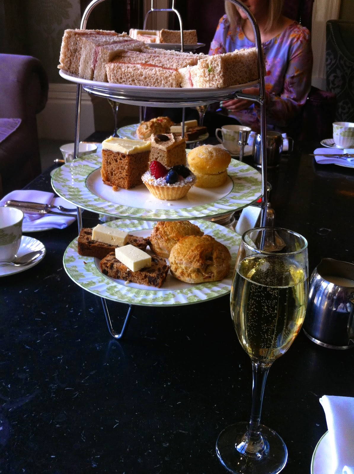 Oulton Hall Afternoon Tea