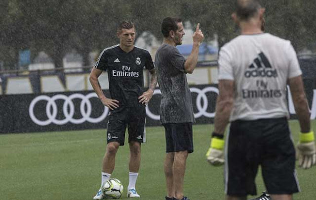 MU đấu Real ICC Cup: Rashford & Lingard hội quân chọi Bale & Benzema 3
