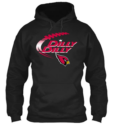 Dilly Dilly Arizona Cardinals T Shirt Hoodie, A True Friend Of The Arizona Cardinals Teespring and SunfrogShirts