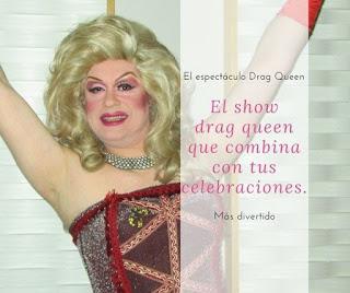 El show drag queen que te quiere