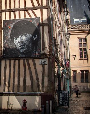 street art rouen place dominique laboube