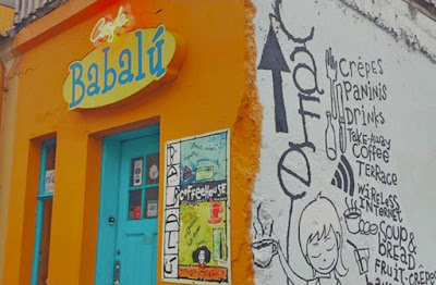 Babalú is part of Reykjavik's thriving café culture