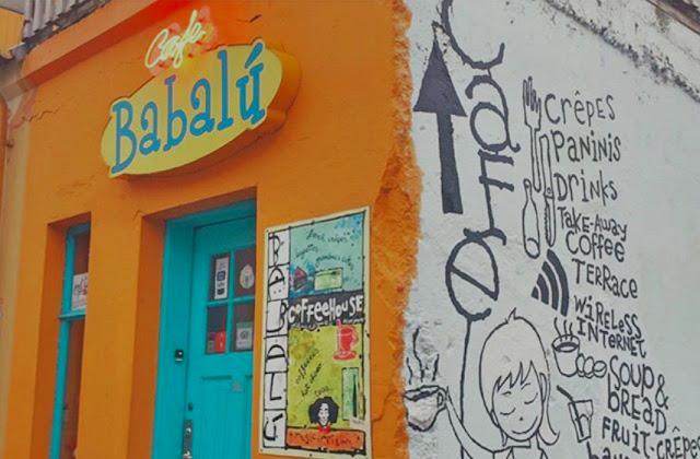Babalú is part of Reykjavik's thriving café culture