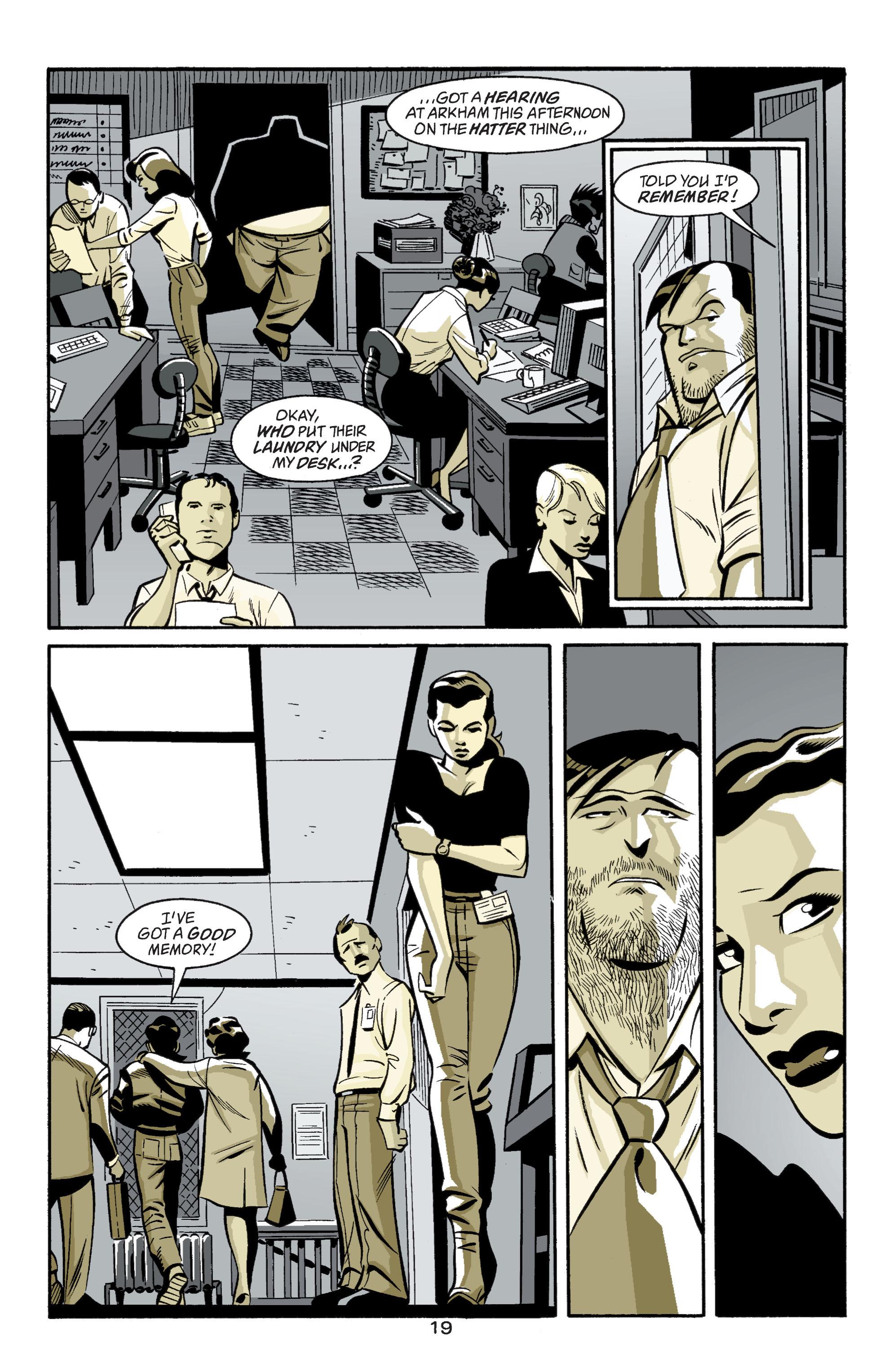 Detective Comics (1937) 762 Page 19