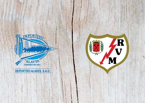 Deportivo Alaves vs Rayo Vallecano - Highlights 28 January 2019