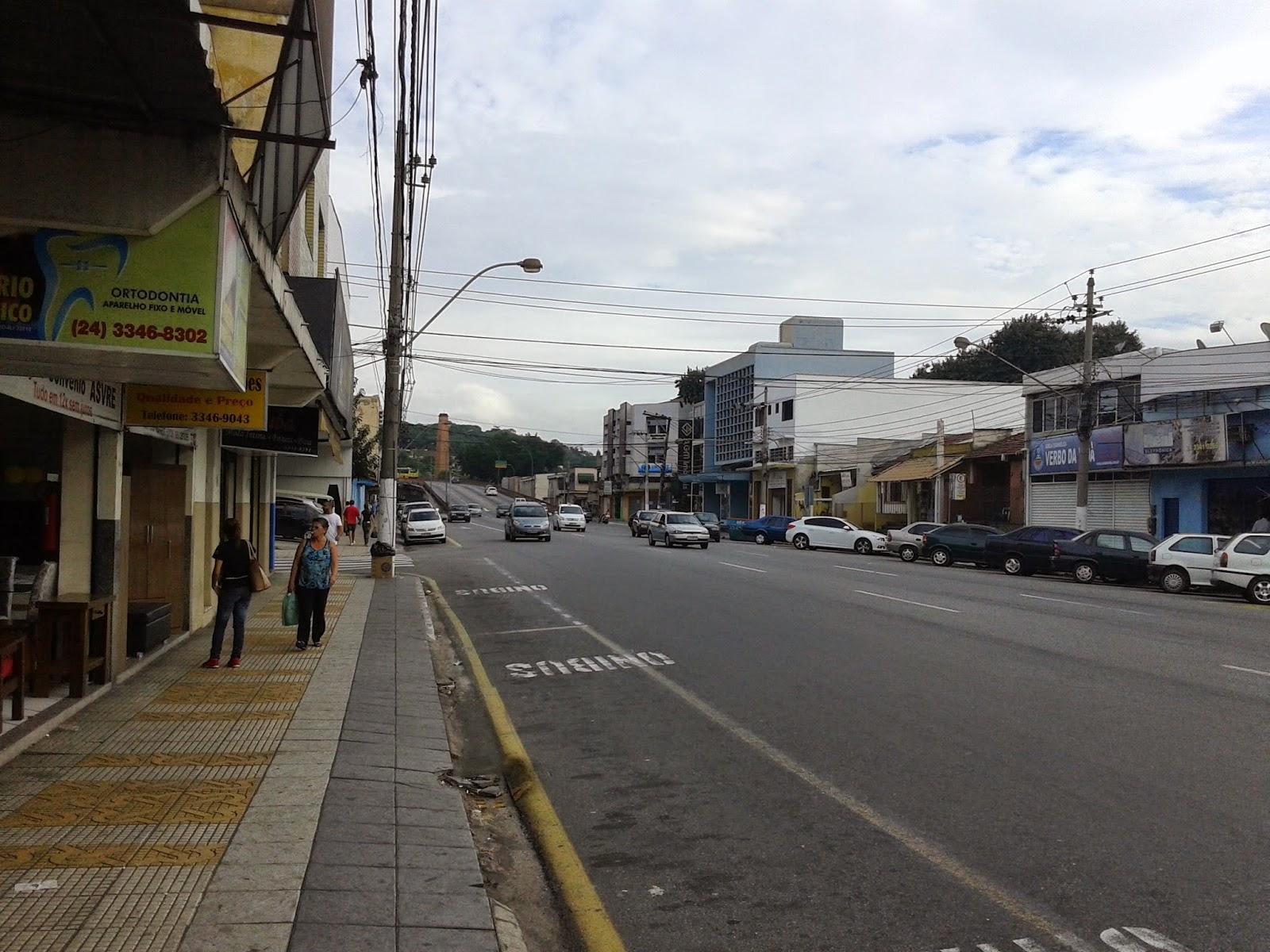 Avenida Lucas Evangelista de Oliveira Franco