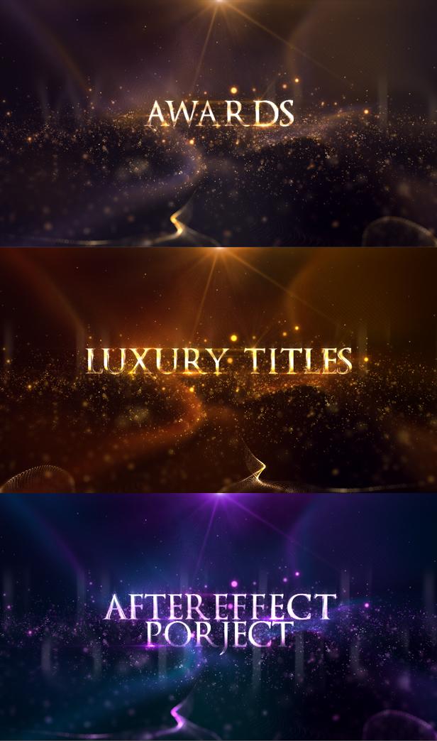 Awards Luxury Titles - 6