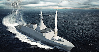 Capabilities and Features of French Gowind 2500 Corvette